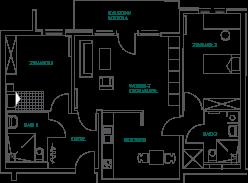 Wohnung Typ C1